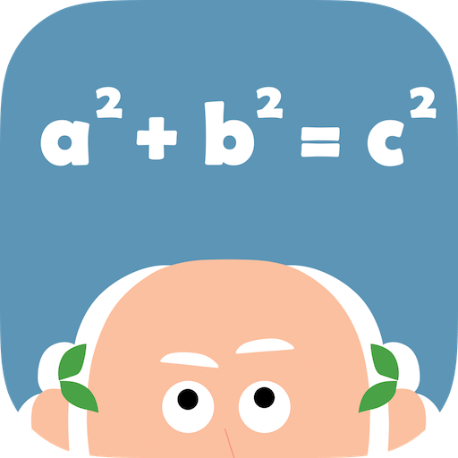 Pythagoras The Game App Icon - Manolin