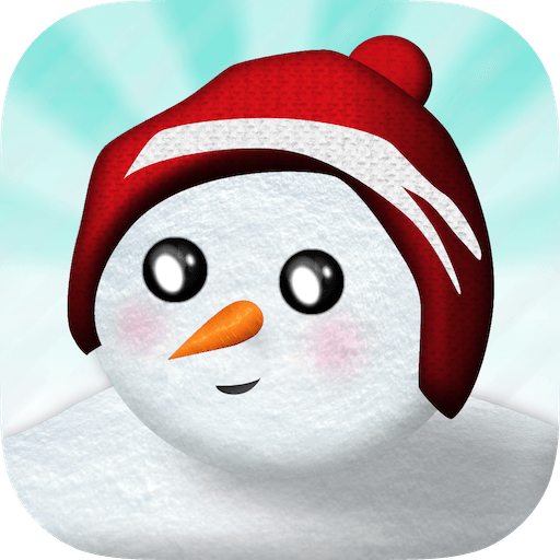 Snow Boy App Icon - Manolin